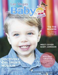 Las vegas baby magazine - issue 1